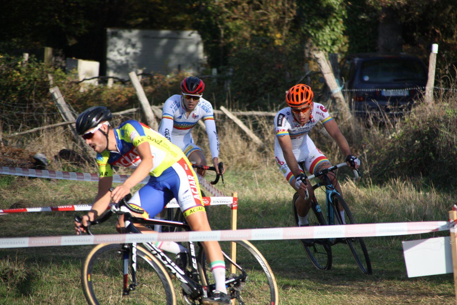 Le  coureur  de  l'APOGE  réalise  un  beau  début  de  course