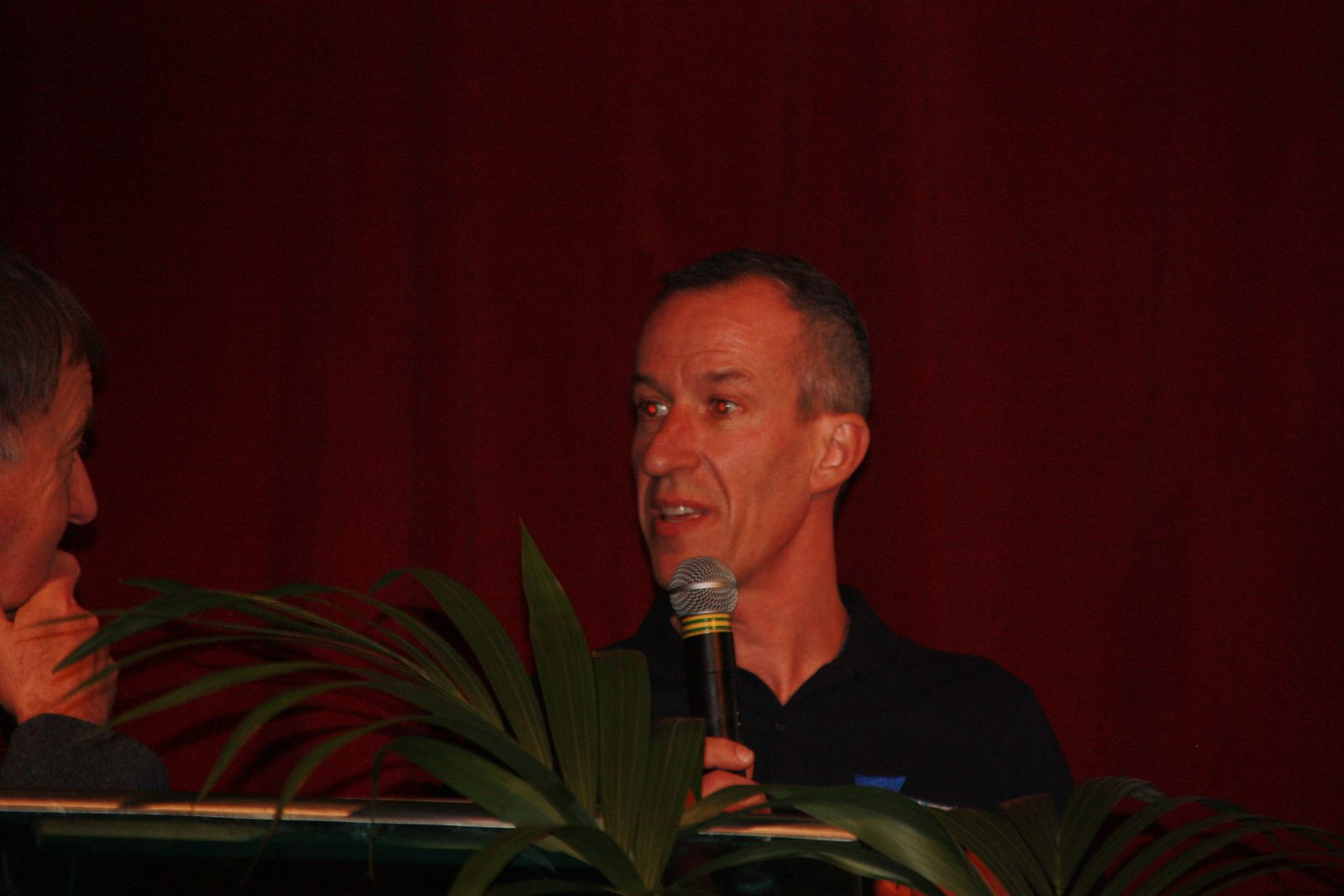 Jean-Christophe  BARBOTIN  directeur sportif