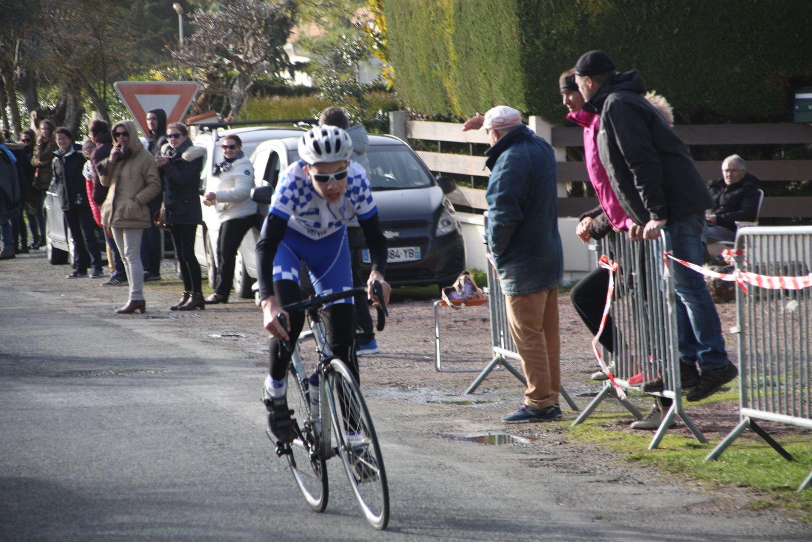 5e  Guillaume  MELIS(CA  Bégles)