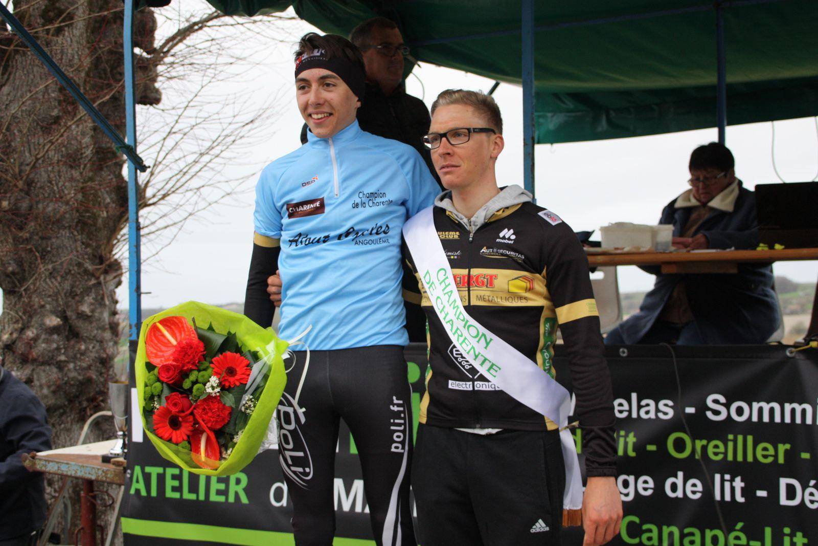 Les  champions  de  Charente
