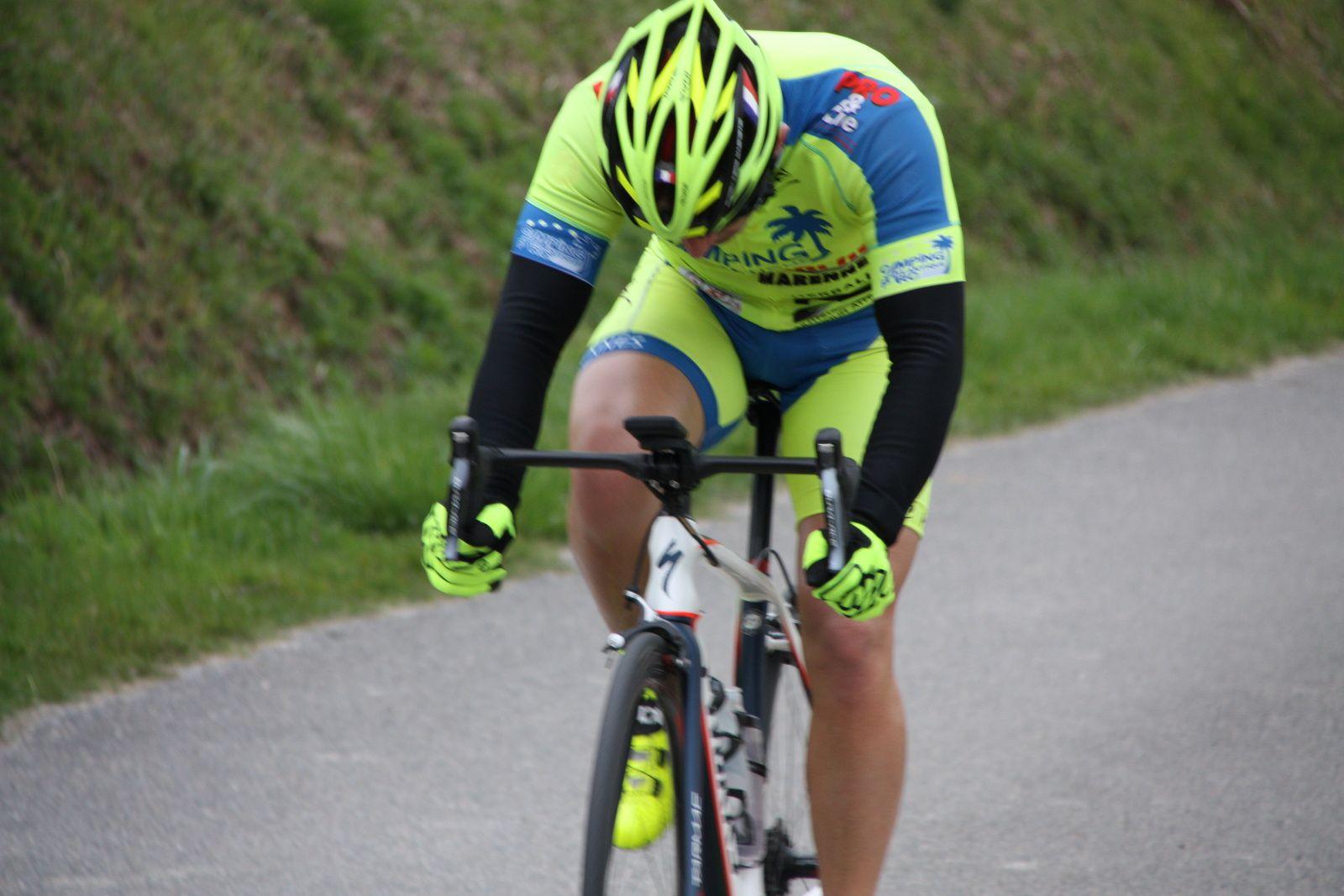 17e  Hugues  CORDONNIER(VCC  Marennes)