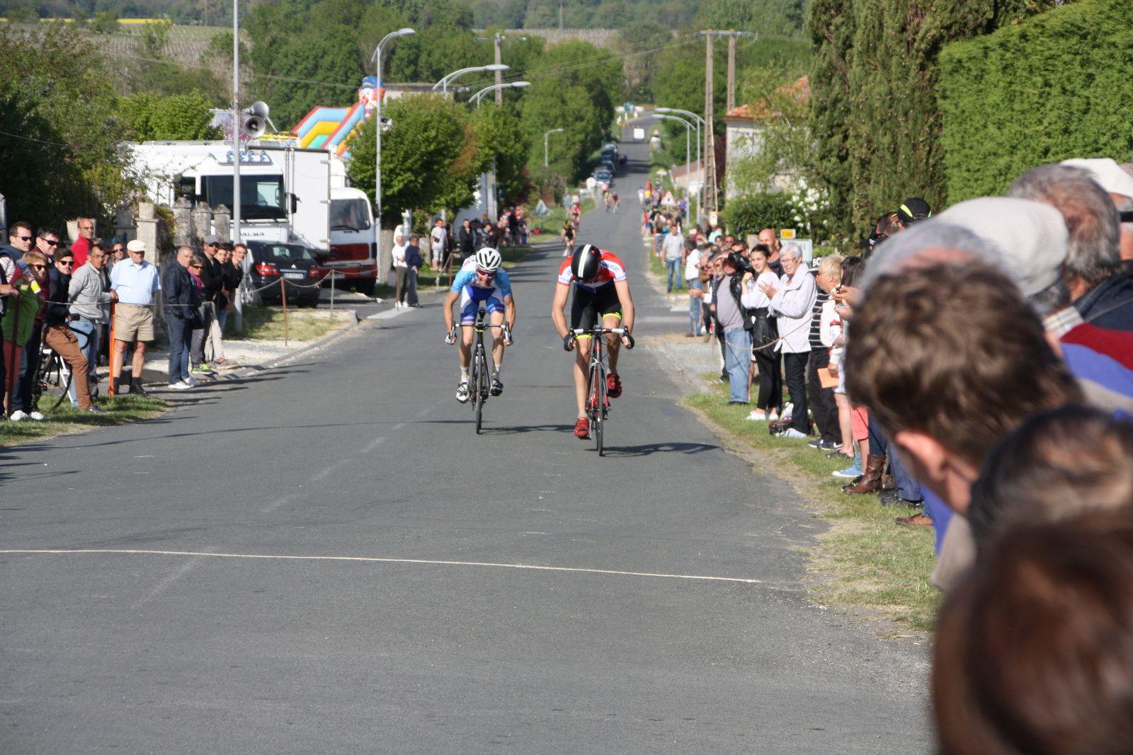 2e  Florian  LATOUR(US Le Bouscat), 3e  Kevin  OUVRARD(SA Mussidan)