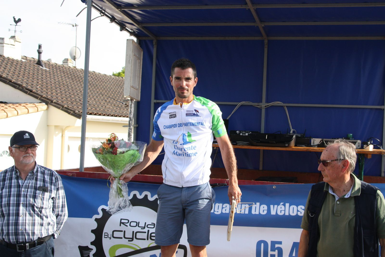 Florent  FRIOU  Champion  Départemental  des  D1/D2