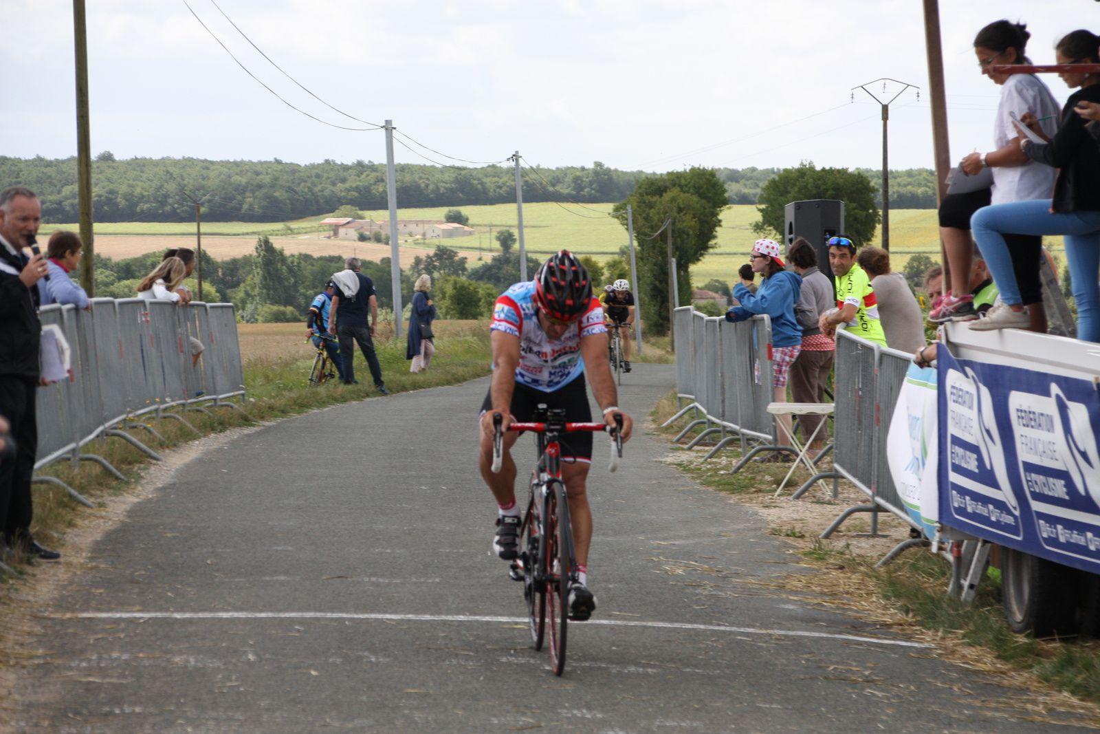 12e  Yannick  BOUTIN(CA  Civray)