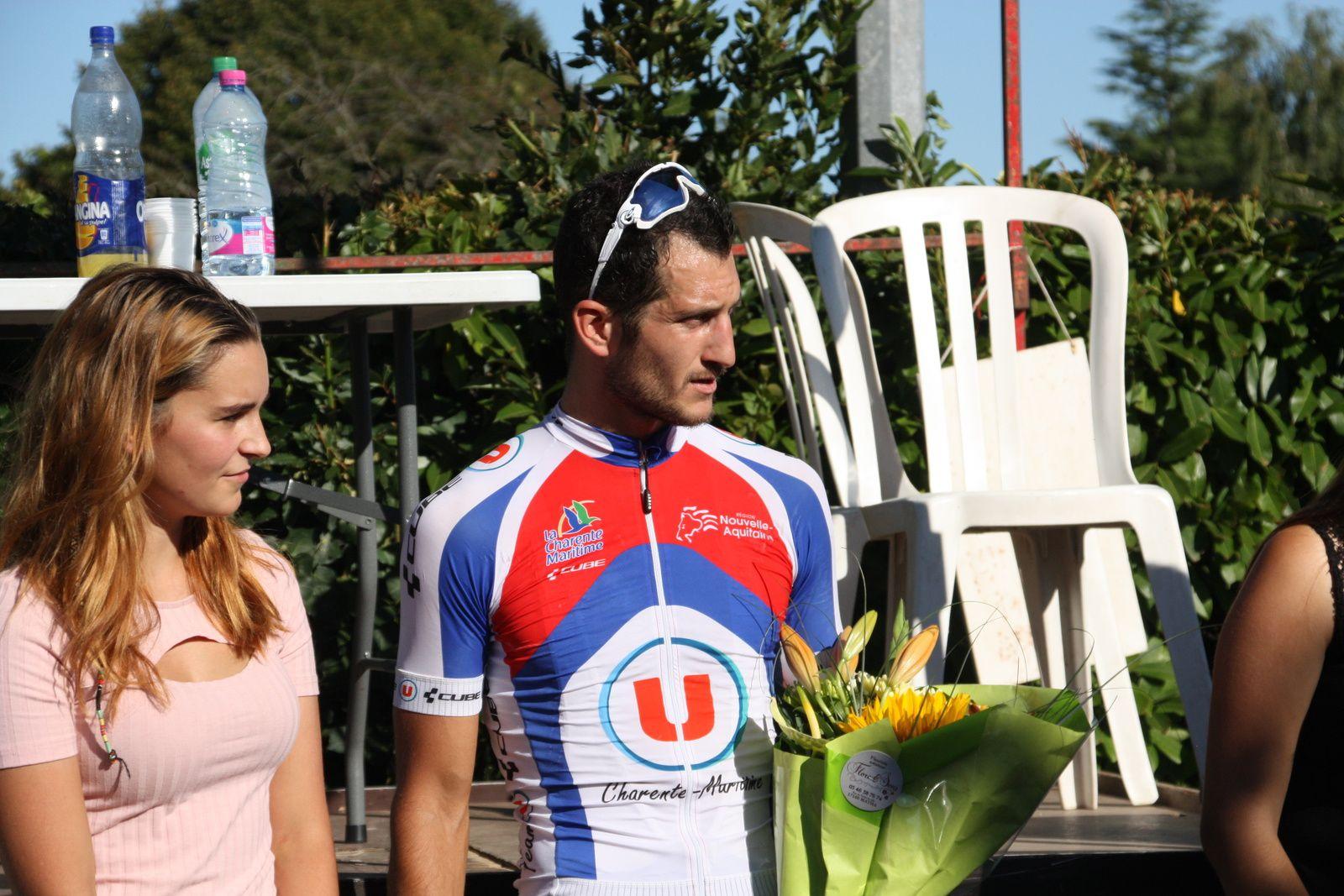 Michaél  MEYTOU  1er  des  3e  catégorie