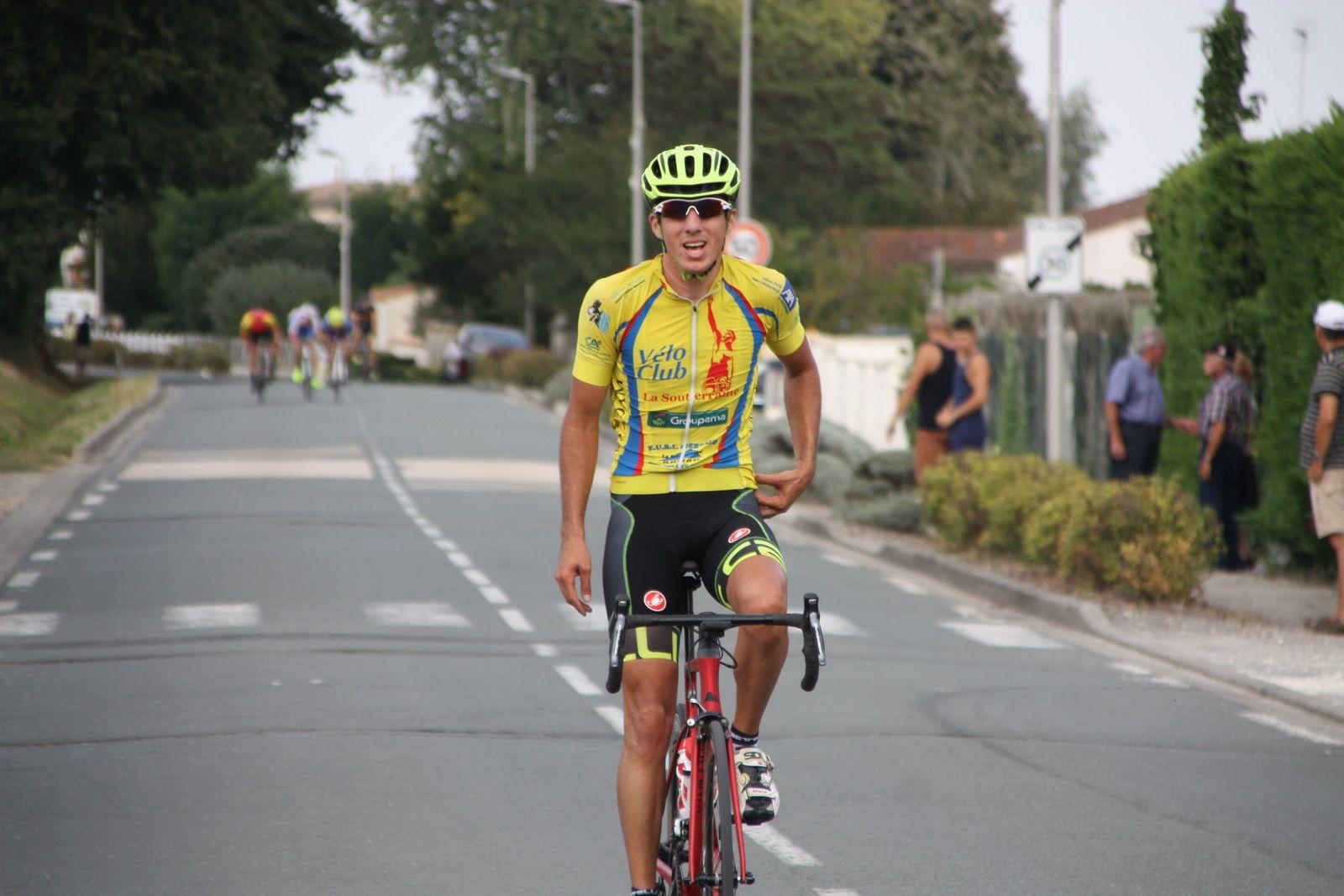 6e  Florian  COTTAZ(VC  La Souterraine)