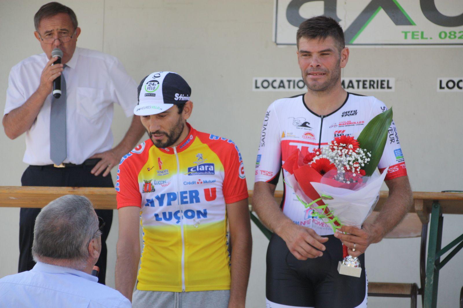 Le  podium  D1/D2