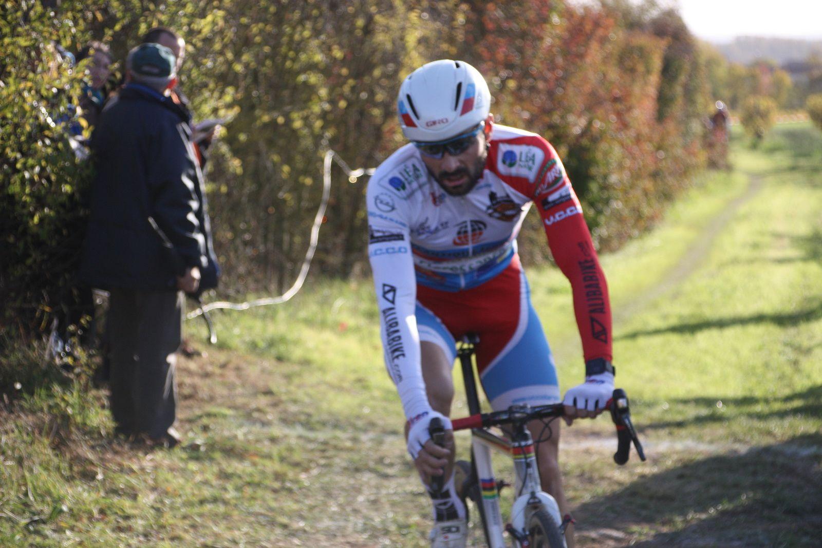 3e  Jonas  DUPUIS(VC  Charente-Océan)