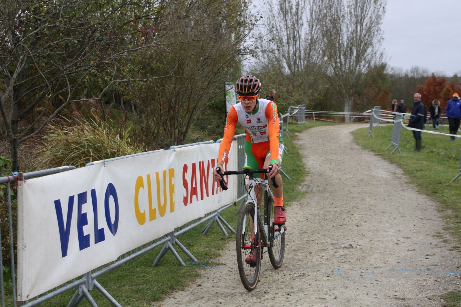 3e  Romain  ADOCHE(NL)