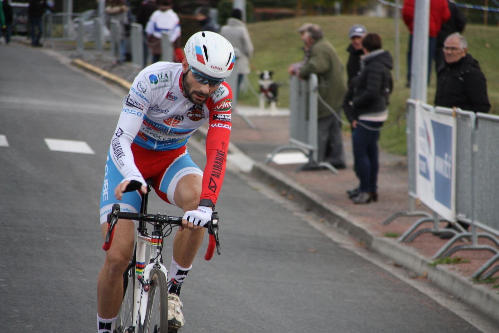 8e  Jonas  DUPUIS(VC  Charente-Océan)