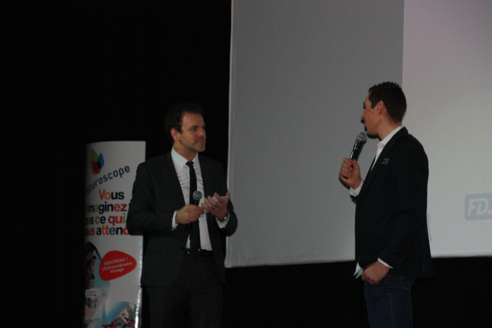 Mathieu  LADAGNOUS  représentait  la  FDJ  garçons