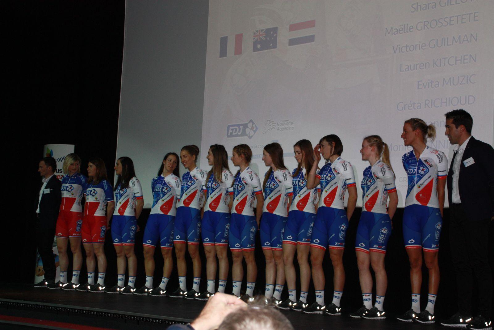 l'équipe  2018