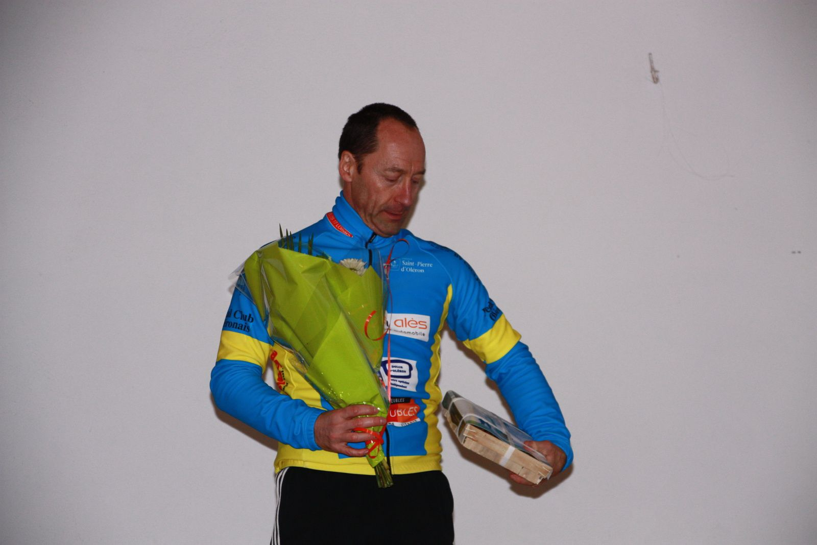 Le  podium  D3