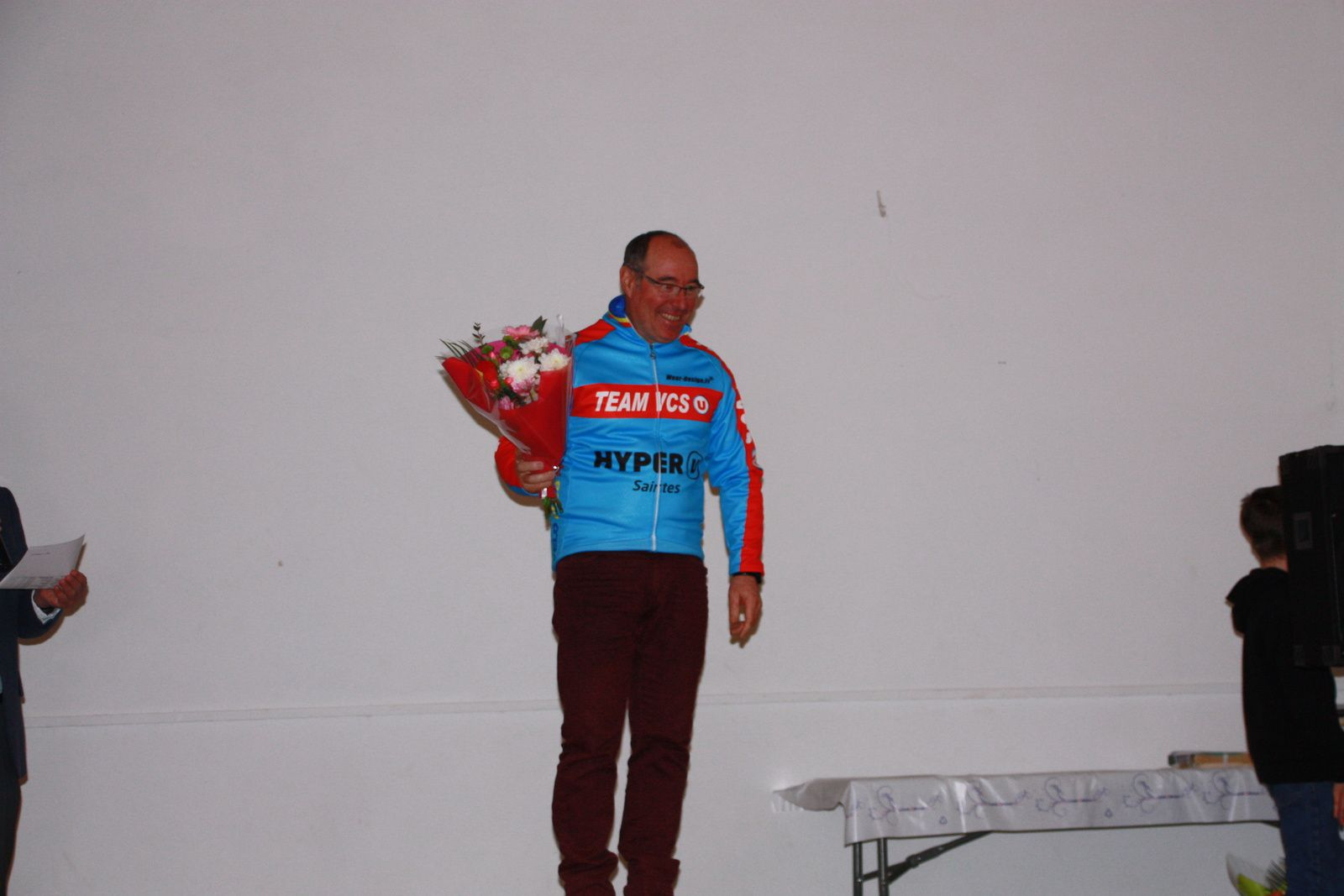 Le  podium  D4