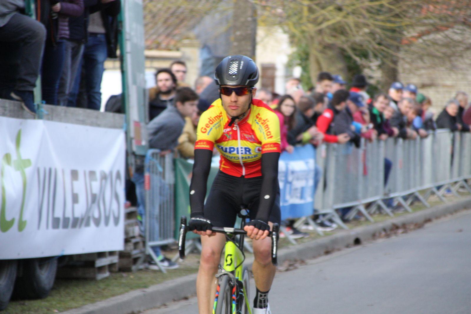 26e  Antonin  CORVAISIER(VC  Charente-Océan)