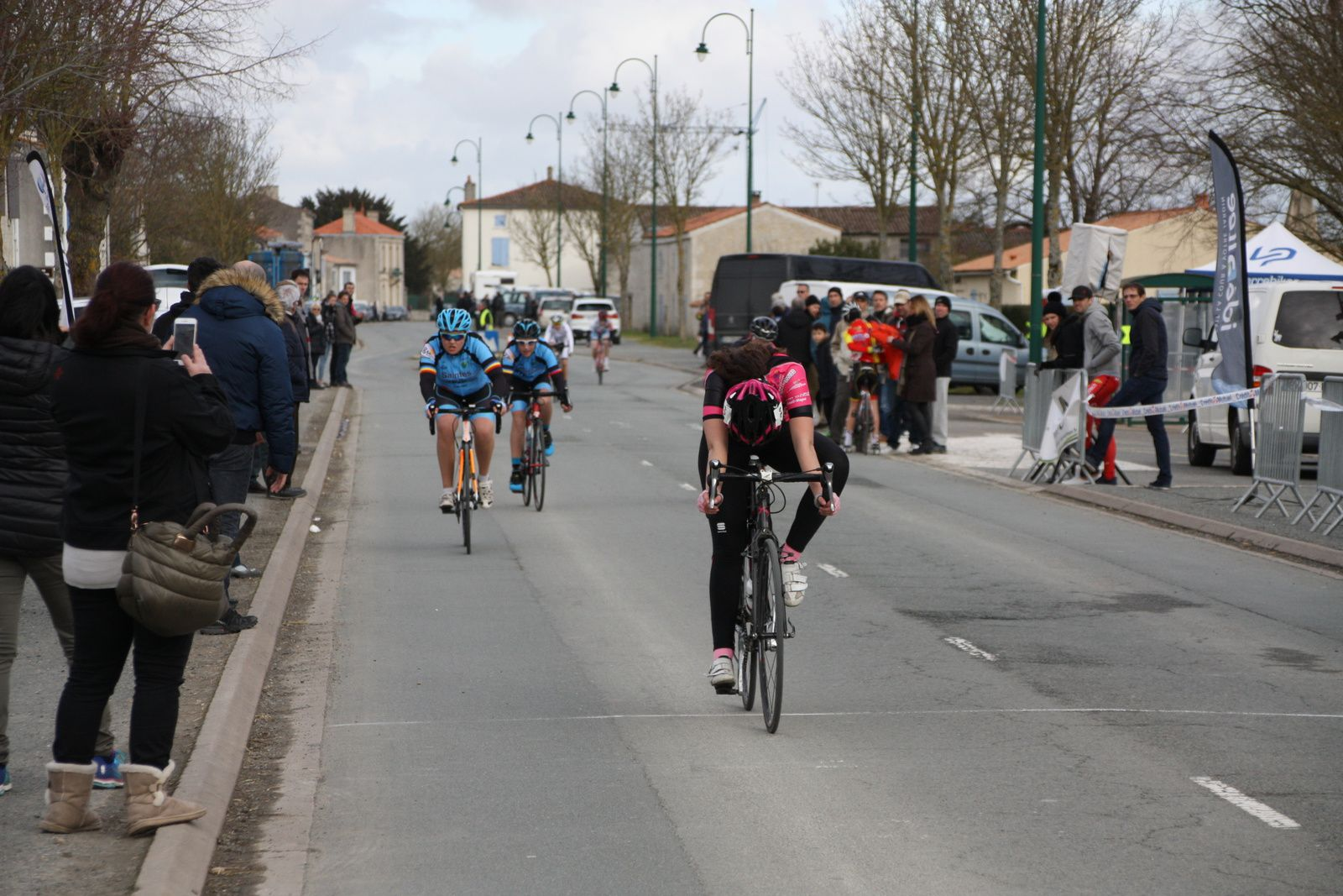 6e  Eva  COLLET(VC  Rochefort)