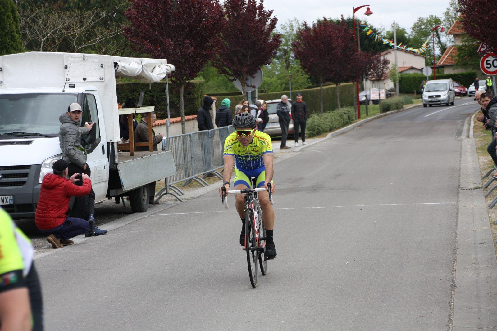 3e  Pierre  PAINAUD (VC  Bazas)
