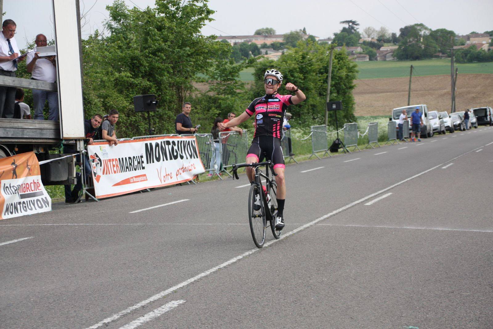 18e  Kevin  FORESTIER(VC  Rochefort)