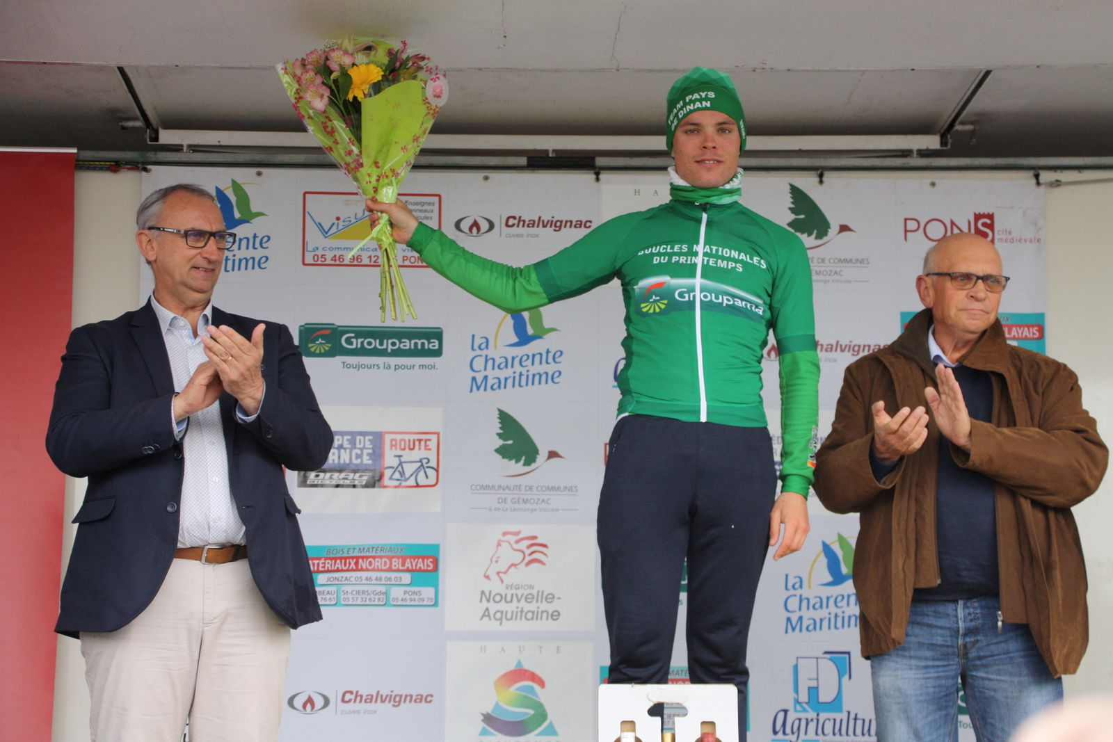Le  maillot  vert