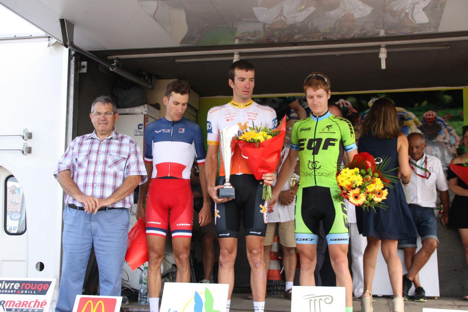 devant  le  champion  de  France