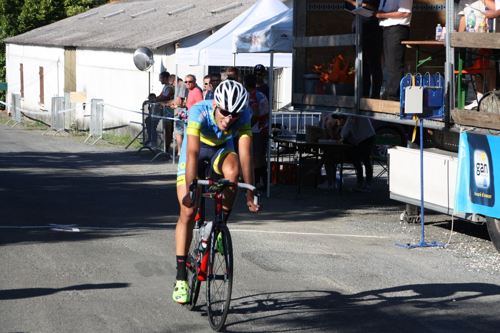 3e  Arnaud  PETIT(FS  St  Hilaire)
