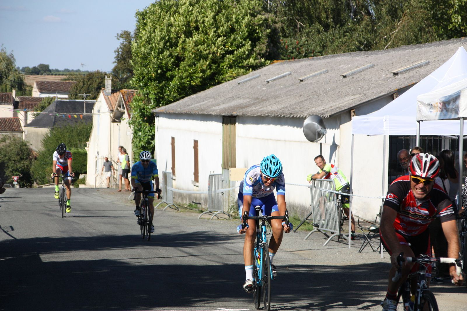 12e  Thierry  LARGEAU(CC  Vervant),