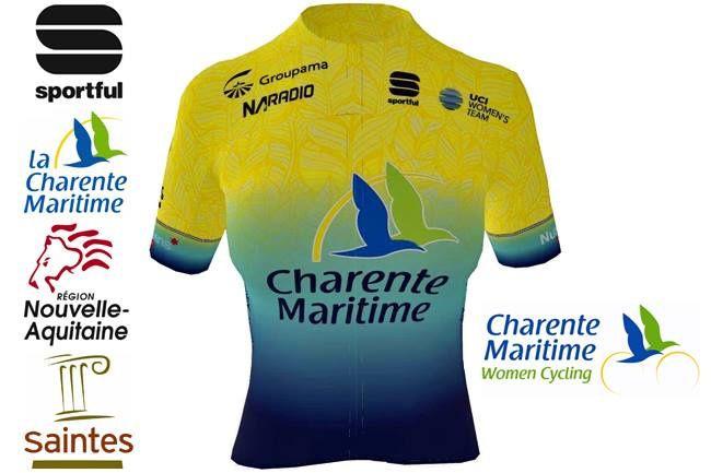 L'équipe UCI  CHARENTE-MARITIME succéde  à  la DN17