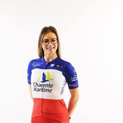 La championne de France Espoir sous les couleurs de la Charente-Maritime