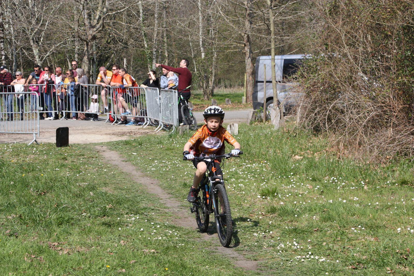 Noémie et  Maruis  en  2e et  3e  position au  début du  2e tour