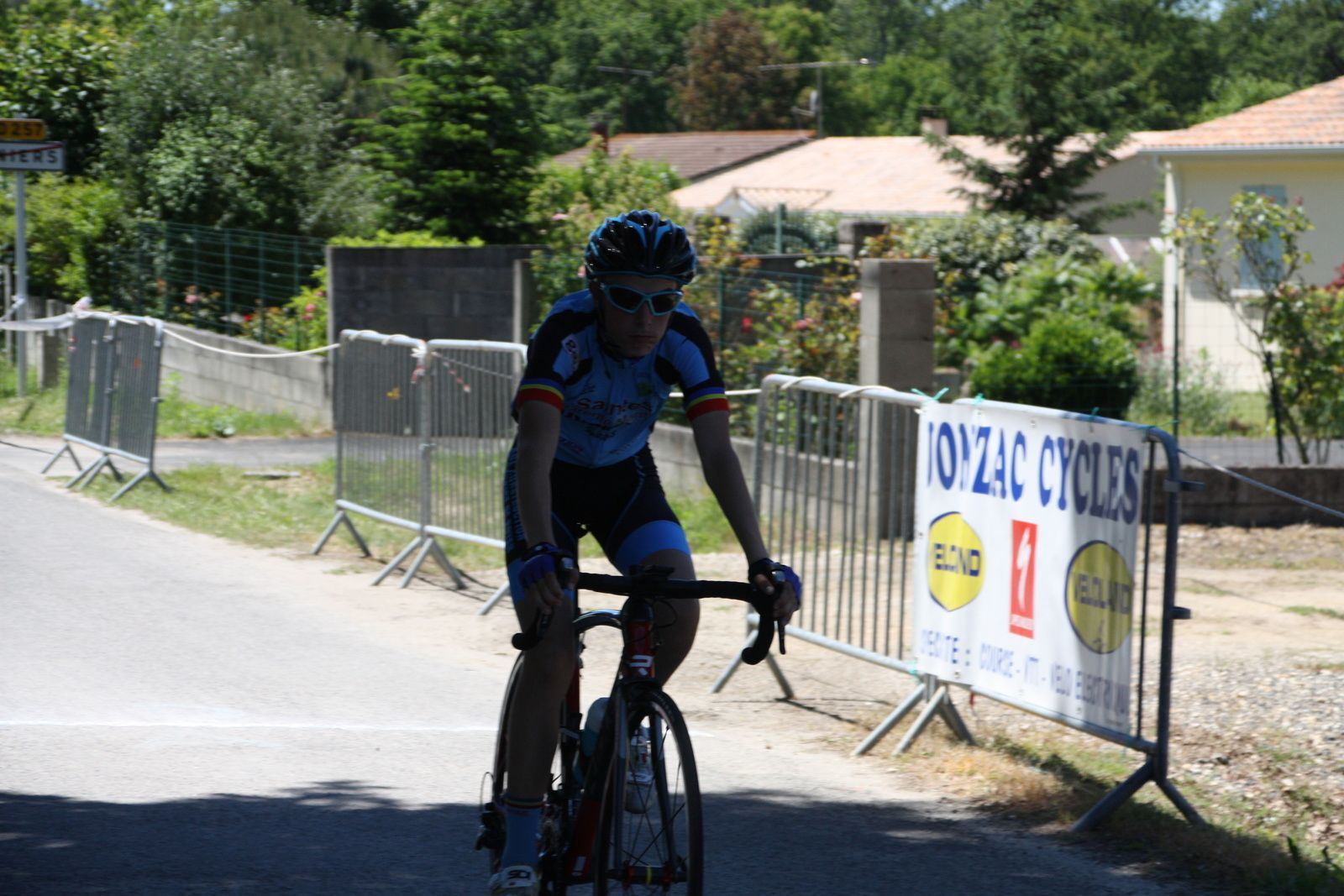 3e, 4e  Franck  CAILLAUD(VC  Saintes)