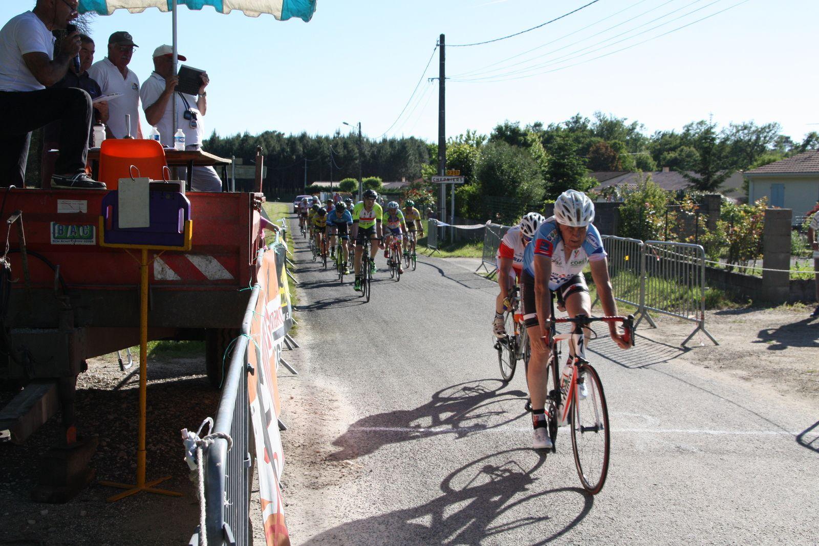 3e  Didier  DUPUIS(CA  Civray), 4e
