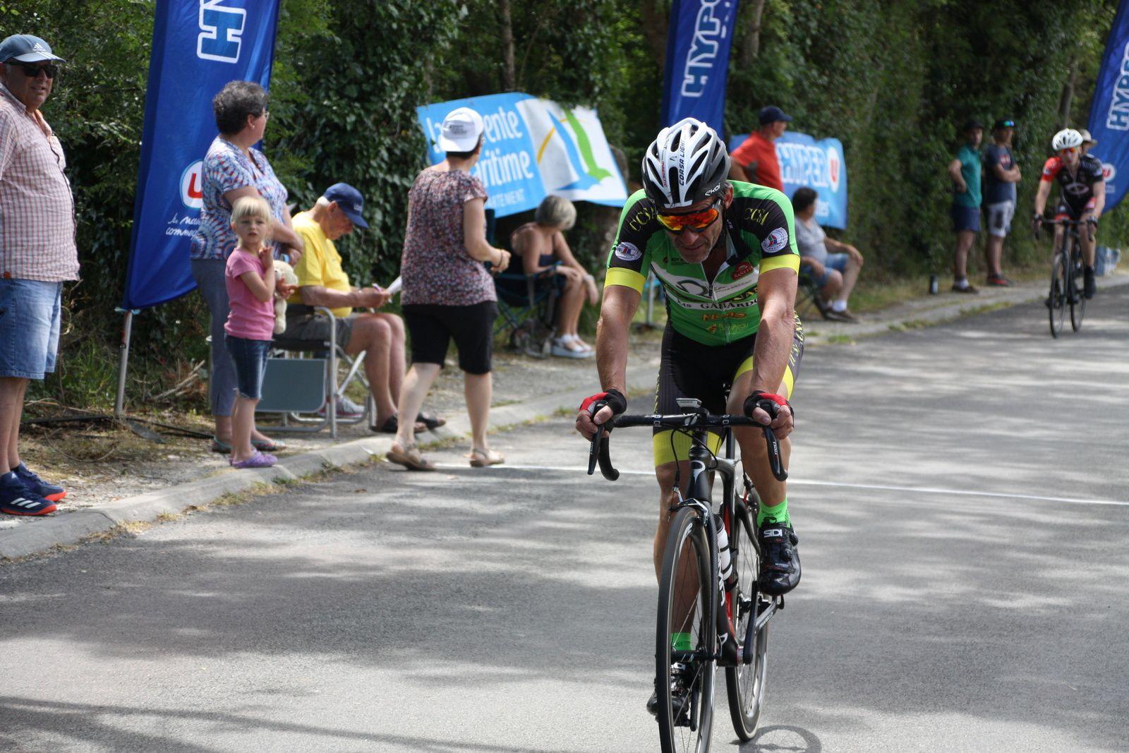 5e  Alain  RAMBAUD(CC  St Agnant)