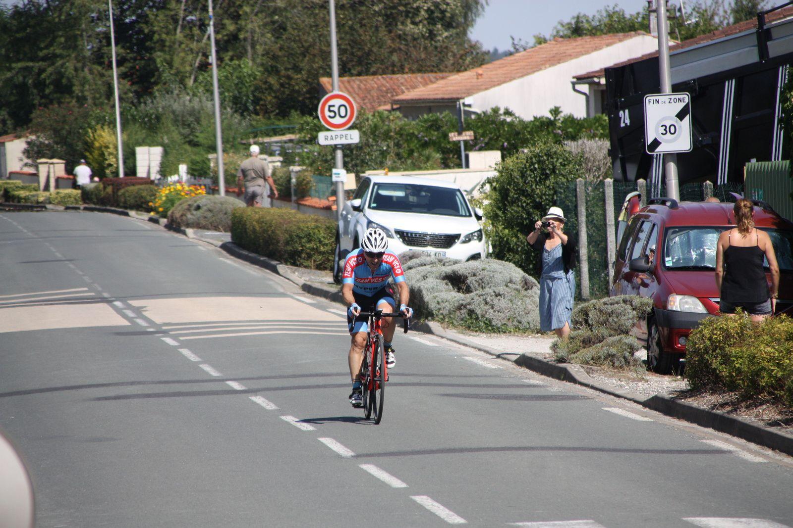 4e  Yannick  FOUGERET(VC  Saintes)