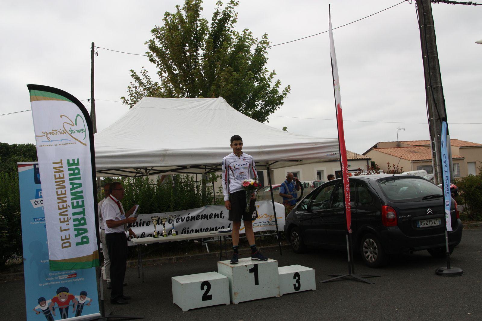 Les  podiums