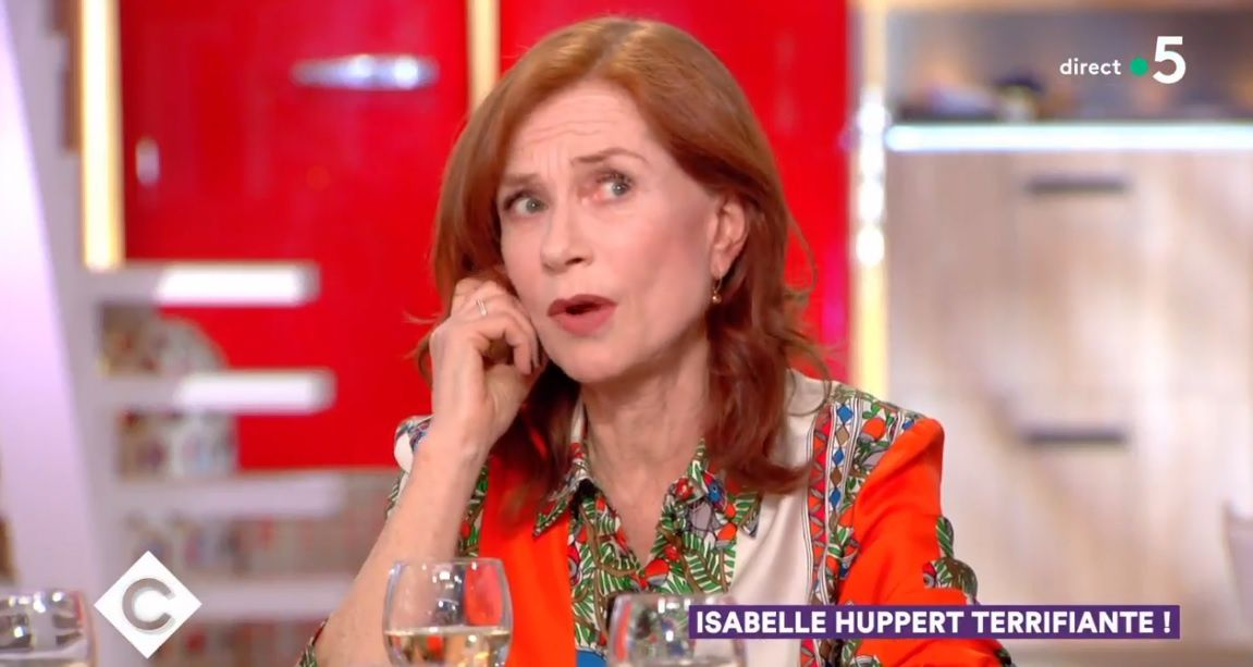 langage corporel Isabelle Huppert Synergologie communication non verbale décryptage