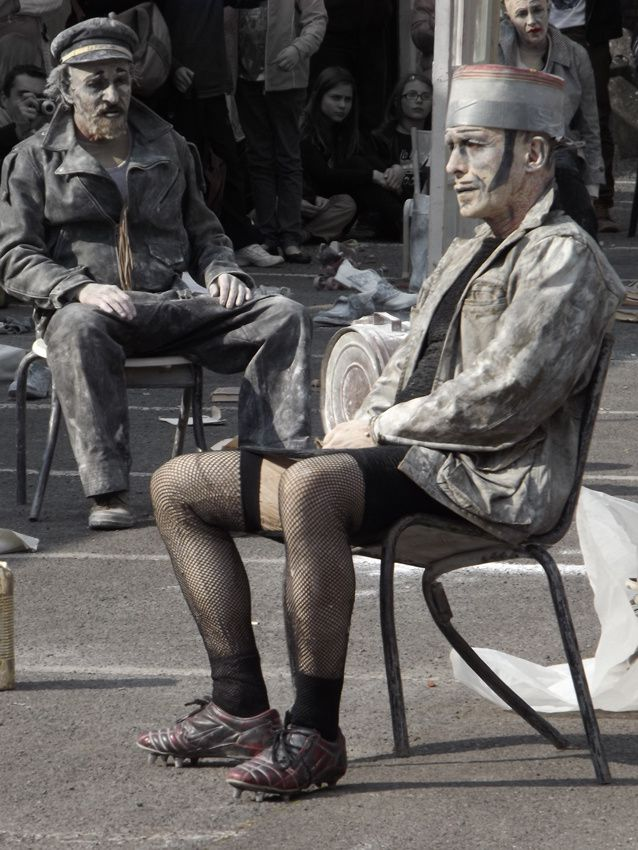 KUMULUS: SILENCE ENCOMBRANT aux Turbulentes en 2014