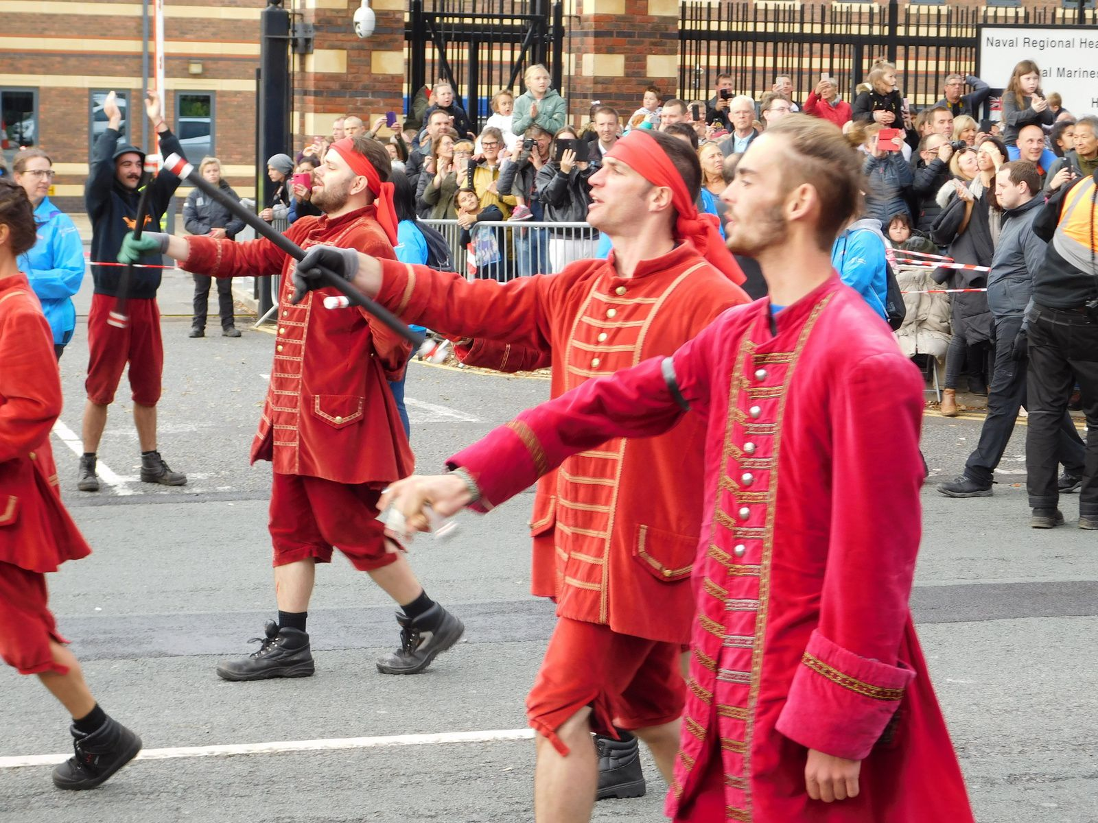 ROYAL DE LUXE LIVERPOOL'S DREAM 04,05,06,07 OCTOBRE 2018