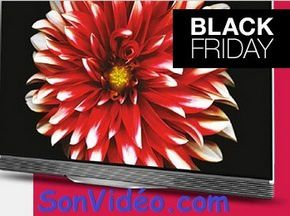 black friday 2017 son vidéo