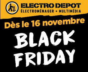 black friday 2017 electro depot