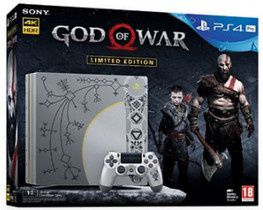 ps4 pro god of war precommande