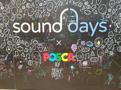 Sound Days 2018 @ Carreau du Temple Paris - photo Tests et Bons Plans