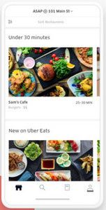 application uber eats