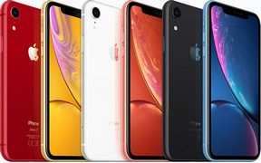 Apple iPhone XR disponibilité