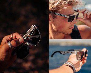 lunettes de soleil Titan Wayfarer