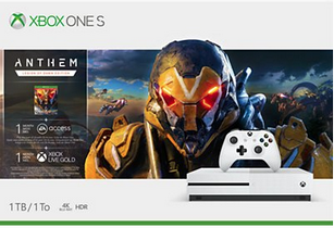Xbox One S 1 To Pack Anthem