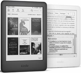 Nouvelle Kindle 2019 à éclairage frontal