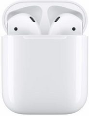 Écouteurs intra-auriculaires Apple AirPods 2