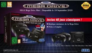Sega Mega Drive Mini HD