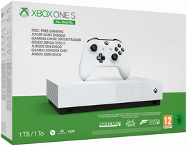 Console Xbox One S All Digital Edition