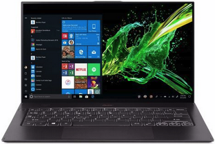 PC Ultra-Portable Acer Swift 7 SF714-52T
